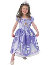 Disney Sofia The First Deluxe Costume