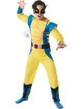 X-Men Men's Wolverine Costume