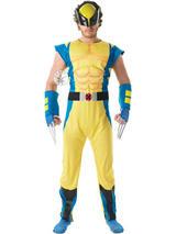 Marvel Deluxe Wolverine Costume