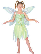 Girl's Neverland Fairy Costume
