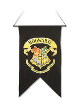 Harry Potter Hogwart's Wall Banner