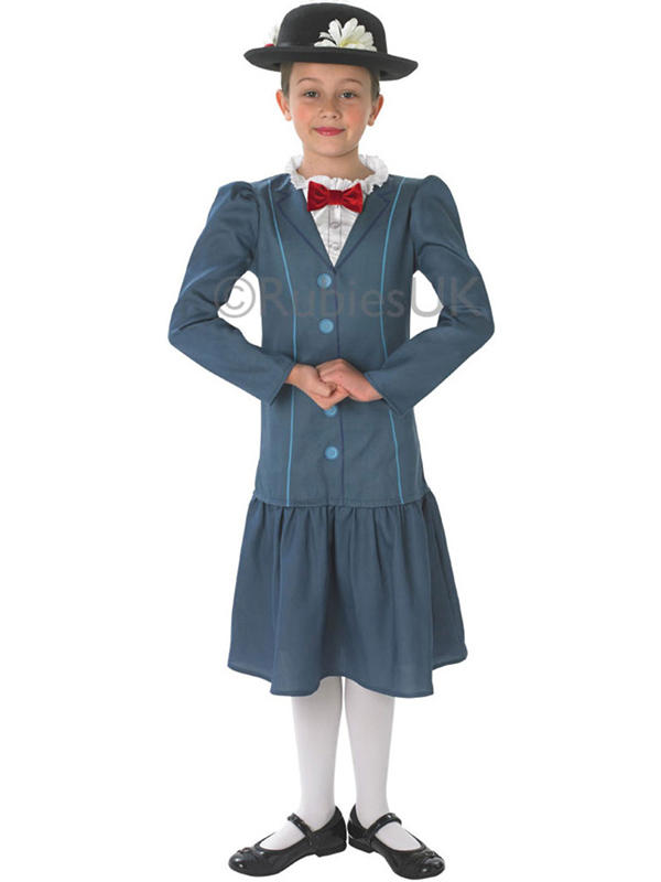 Child Mary Poppins Costume Thumbnail 1