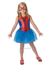 Child Marvel Spidergirl Ultimate Spiderman Costume