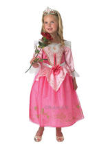 Girl's Anniversary Sleeping Beauty Costume