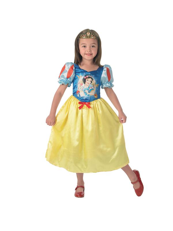 Reversible Cinderella to Snow White Dress Thumbnail 3