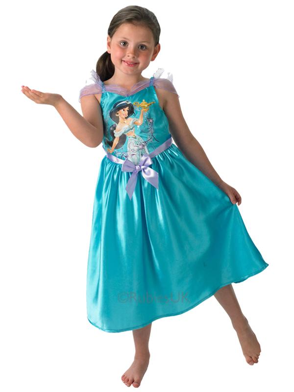 Child Disney Storytime Jasmine Costume