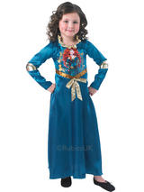 Girl's Storytime Merida Costume