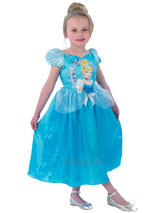 Girl's Storytime Cinderella Costume