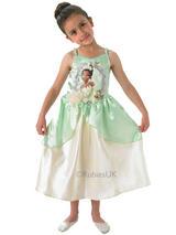 Girl's Storytime Tiana Costume
