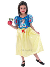 Girl's Storytime Snow White Costume