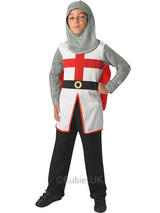 Boy's St George Knight Costume