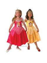 Reversible Sleeping Beauty to Belle Dress