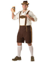 Men's Bavarian Oktoberfest Costume