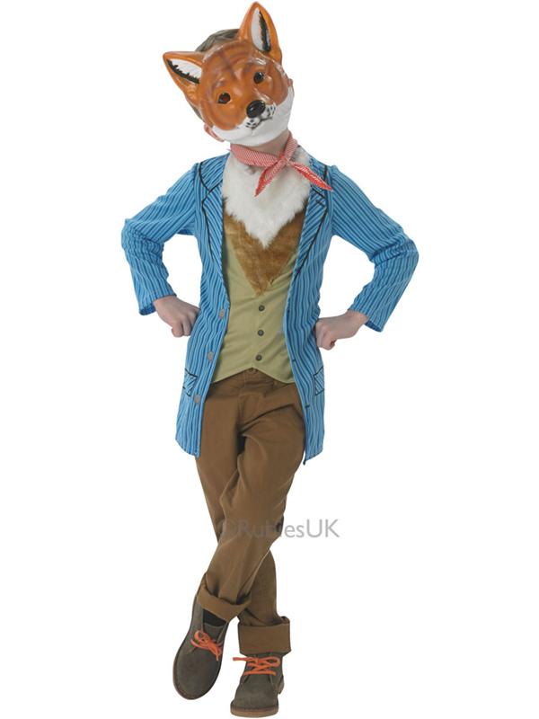 Fantastic Mr Fox Boy's Costume