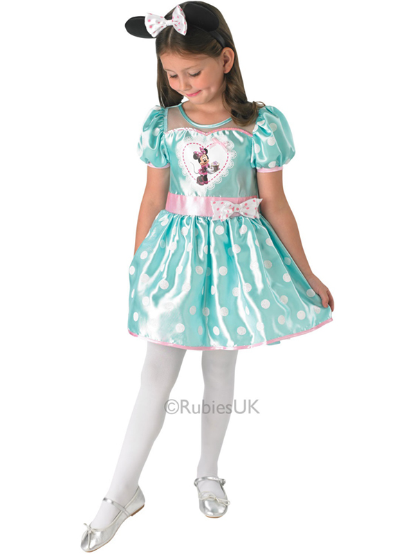 Deluxe Minnie Mint Cupcake Costume