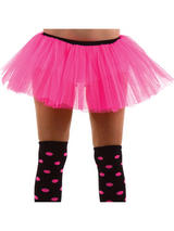 Hot Pink 3 Layer Tu Tu Skirt