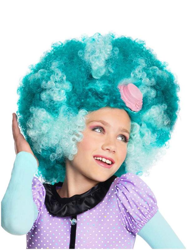 Child Girls Honey Swamp Wig & Hat