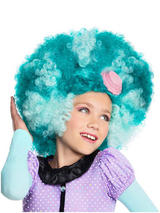 Child Girls Honey Swamp Wig & Hat