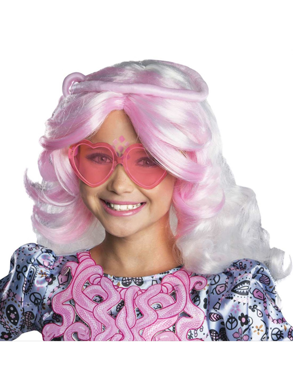 Child Girls Viperine Gorgon Wig