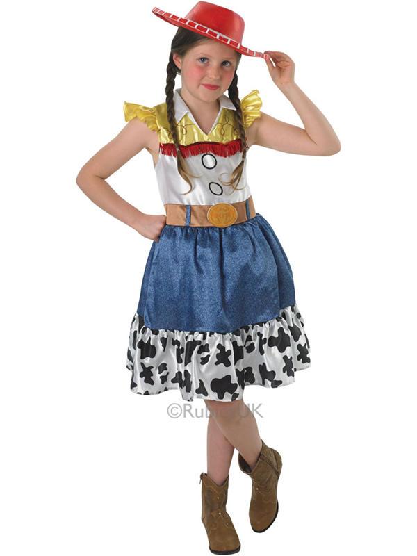 Child Toy Story Jessie Costume Thumbnail 1