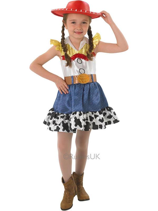 Child Toy Story Jessie Costume Thumbnail 2