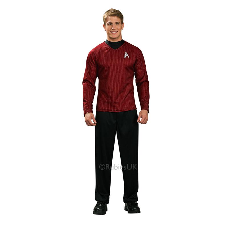 Sentinel Licensed Adult Star Trek Movie Fancy Dress New Costume Ladies Mens Outfit  sc 1 st  eBay & Licensed Adult Star Trek Movie Fancy Dress New Costume Ladies Mens ...