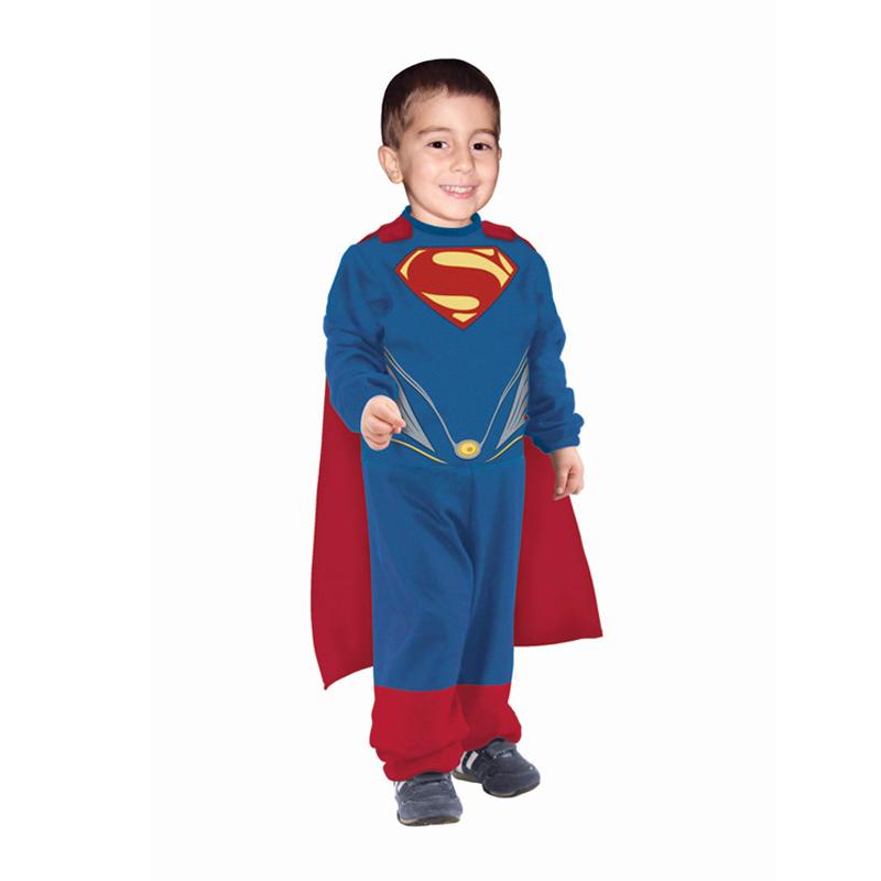 Childs Costume Super Eroe-Rosso-Fancy Dress Up GIORNATA MONDIALE DEL LIBRO Maschera Cape