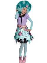 Child Girls Honey Swamp Costume