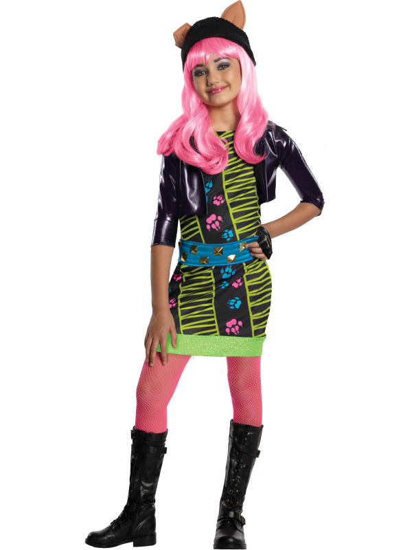 Child Girls Howleen Wolf Costume