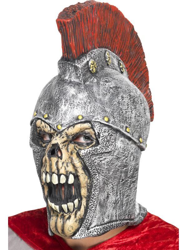 Zombie Roman Soldier Mask