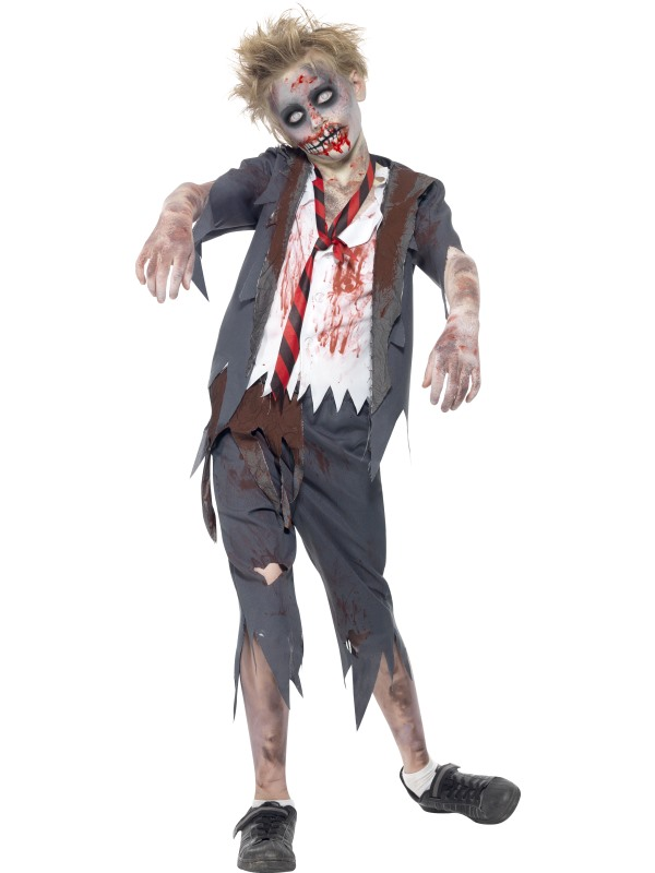 Halloween Makeup For Kids Boy.Child Zombie School Boy Costume Boys Costumes Plymouth