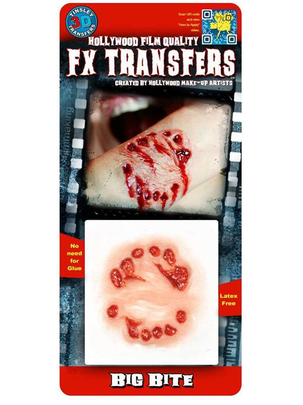 Big Bite - Tinsley Transfers