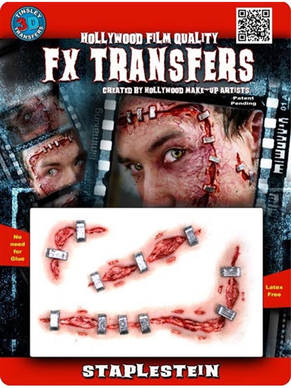 Staplestein - Tinsley Transfers