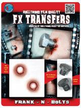 Frank N Bolts - Tinsley Transfers