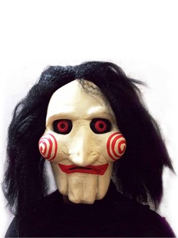 Jigsaw Puppet Overhead Mask