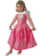 Child Loveheart Sleeping Beauty Costume