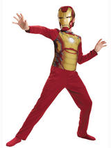 Child Iron Man Costume