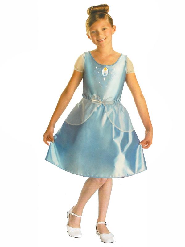 Sentinel Child Disney Cinderella Outfit Fancy Dress Costume Book Week  Princess Kids Girls 627e51d50953