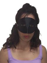 Black Domino Eyemask Fancy Dress Superhero Bandit Lone Ranger Zorro Robber