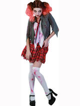Bloody High School Girl Costume