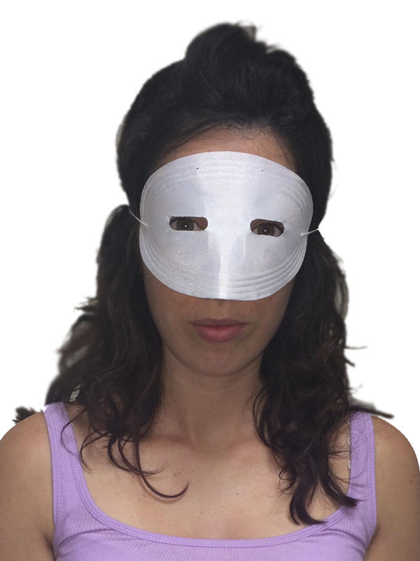 Pmg Domino Eyemask (White)