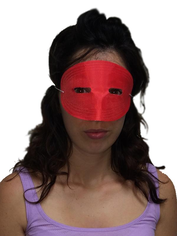 Pmg Domino Eyemask (Red)