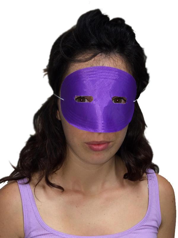Pmg Domino Eyemask (Purple)