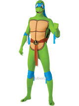 2nd Skin Leonardo TMNT Jumpsuit Costume