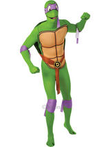 2nd Skin Donatello TMNT Jumpsuit Costume