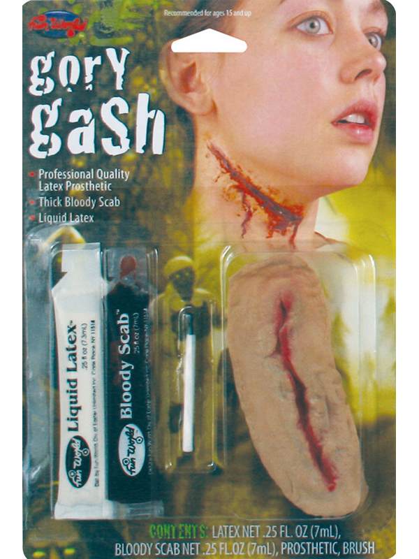 Gory Gash FX Kit Make Up