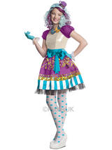 Child Girls Maddeline Hatter Costume