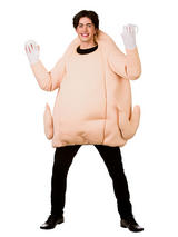 Giant Turkey Costume One Piece