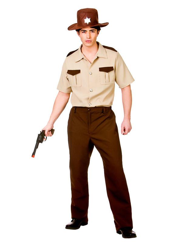 Us Sheriff Costume