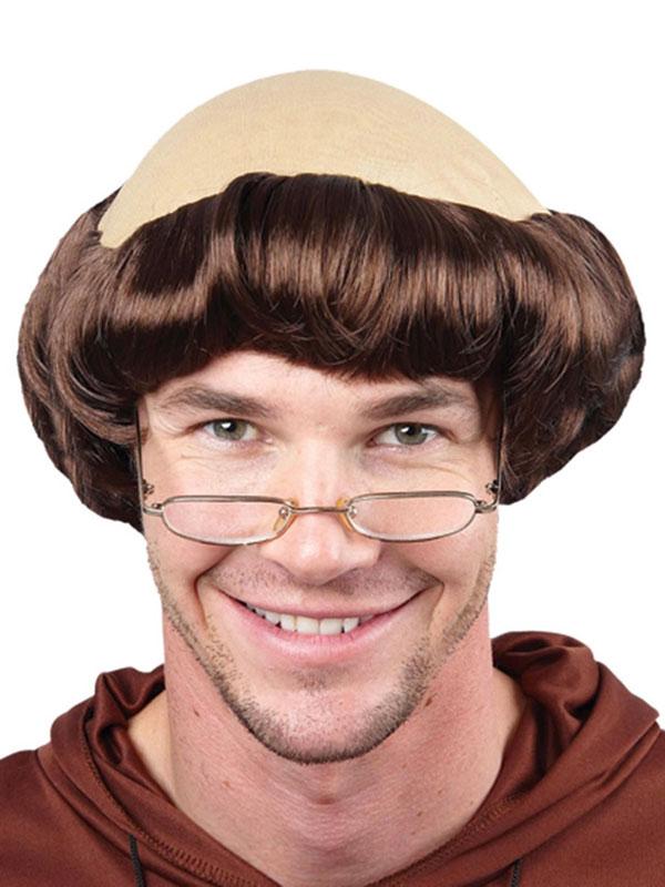 Adult Monk Wig
